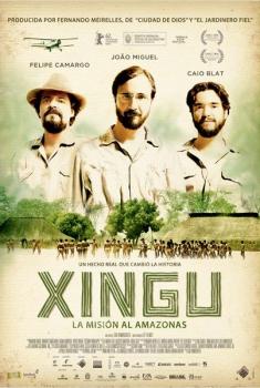 Xingu. La misión al amazonas (2014)