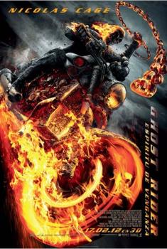Ghost Rider. Espíritu de venganza (2012)
