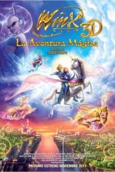 Winx 3D. La aventura mágica  (2011)