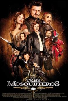 Los Tres Mosqueteros en 3D  (2011)