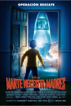 Marte necesita madres  (2011)