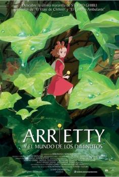 Arrietty y el mundo de los diminutos (2011)