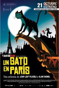 Un gato en París (2010)