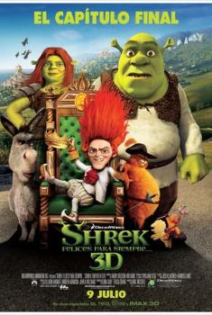 Shrek. Felices para siempre (2010)