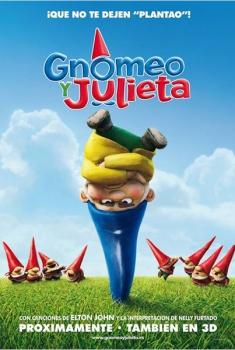 Gnomeo y Julieta  (2011)