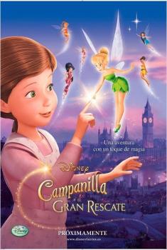 Campanilla y el gran rescate (2010)