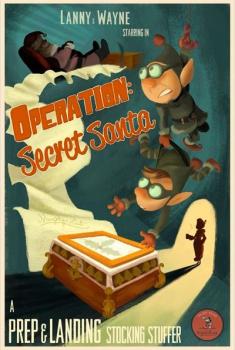Patrulla de aterrizaje. Operación: El secreto de Santa(2010)