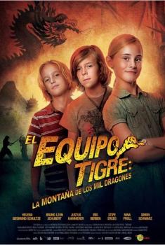 El equipo tigre: la montaña de los mil dragones (2010)