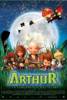 Arthur y la venganza de Maltazard  (2009)