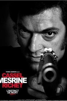 Mesrine Parte 1: Instinto de muerte (2008)