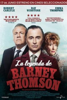 La leyenda de Barney Thomson (2014)