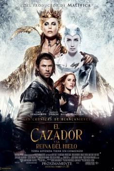 Las crónicas de Blancanieves: El cazador y la reina del hielo  (2016)