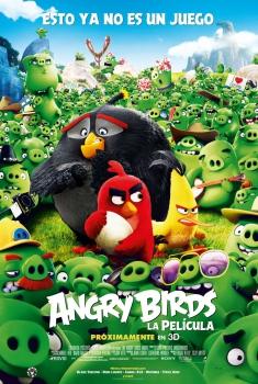 Angry Birds. La película (2016)