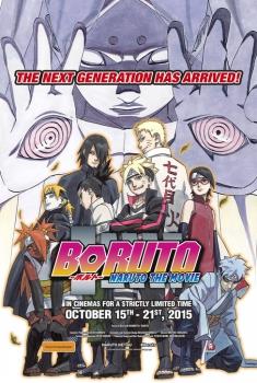 Boruto: Naruto la Película (2015)