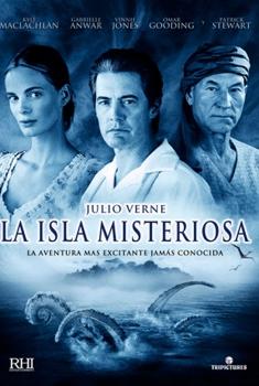 La isla misteriosa (2005)