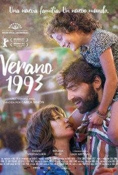 Verano 1993  (2017)