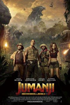 Jumanji 2: Bienvenidos a la jungla  (2017)