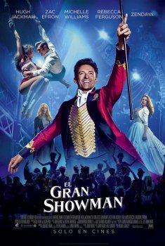 El gran showman  (2018)