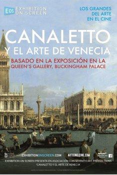 Canaletto y el arte de Venecia (2017)