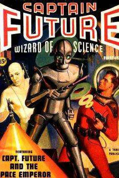 Captain Future (2018)