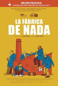 La fábrica de nada (2017)