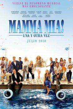 Mamma Mia!: Una y otra vez (2018)
