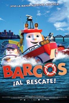 Barcos. ¡Al rescate! (2018)