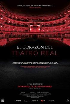 El corazón del teatro real (2018)