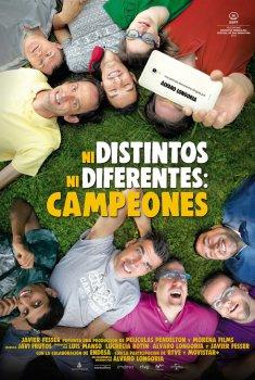 Ni Distintos, ni Diferentes: Campeones (2018)