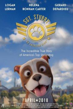 Stubby, un héroe muy especial (2018)