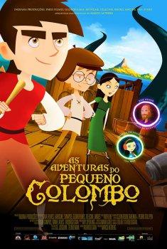 Las aventuras del pequeño Colón (2014)