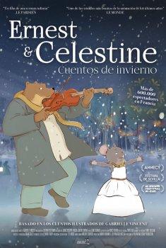 Ernest & Celestine: Cuentos de invierno (2016)