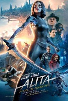 Alita: Ángel de combate (2018)