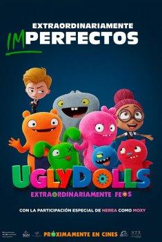 UglyDolls: Extraordinariamente feos (2019)