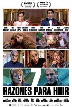 7 razones para huir (2018)