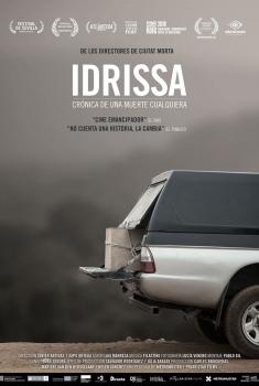 Idrissa, crónica de una muerte cualquiera (2019)